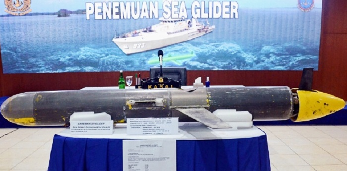 Kecolongan Seaglider China, IMM: Kemhan Lalai Jaga Kedaulatan Negara