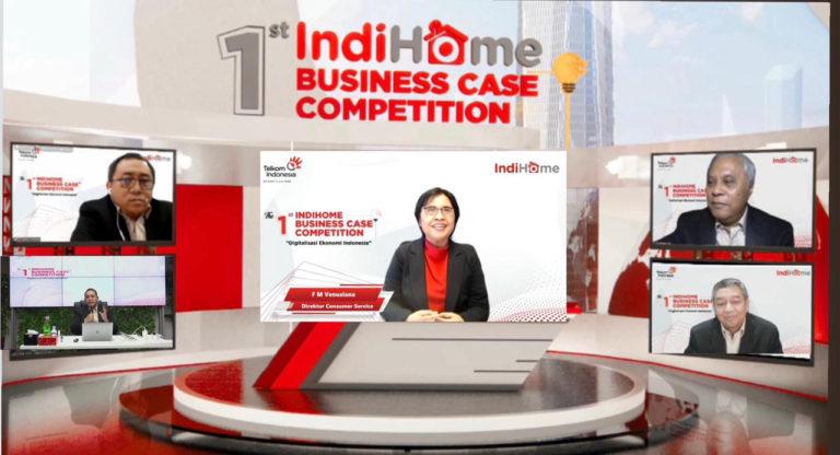 Melalui IBCC, IndiHome Sukses Eksplorasi Bisnis Generasi Muda