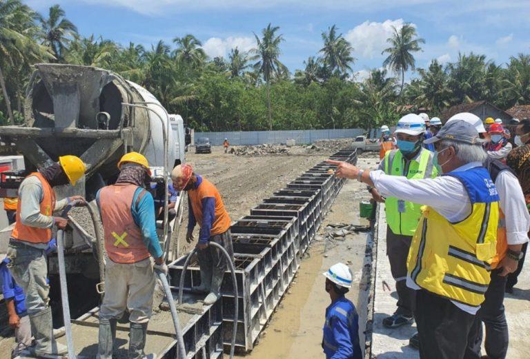 Pembangunan Sistem Pengendali Banjir Bandara YIA ditargetkan rampung dalam 2 tahun