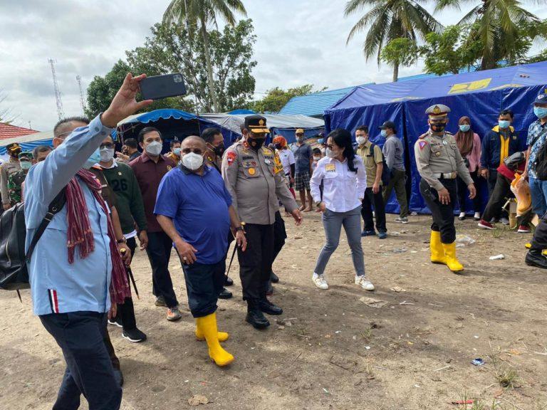 Komisi III DPR Minta Pemerintah Terus Salurkan Bantuan ke Kalsel