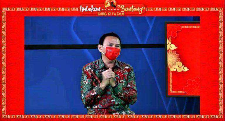 Ahok Beberkan Kisahnya yang Selalu Dibela Megawati