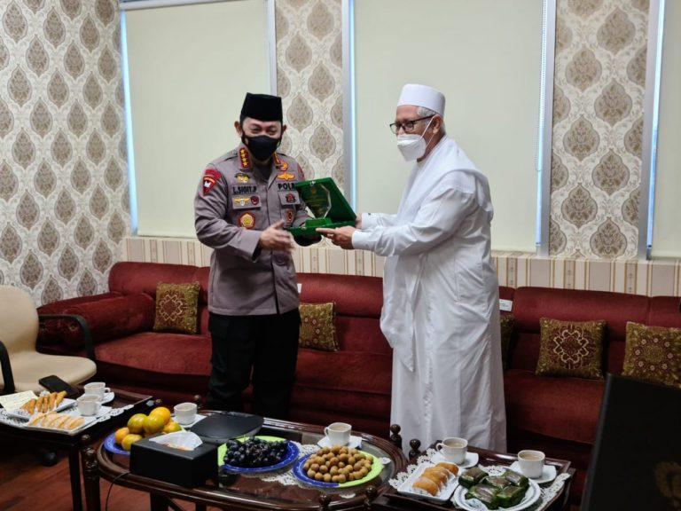 Kunjungi Rabithah Alawiyah, Sekjen PKS: Kapolri Ini Sangat Jeli