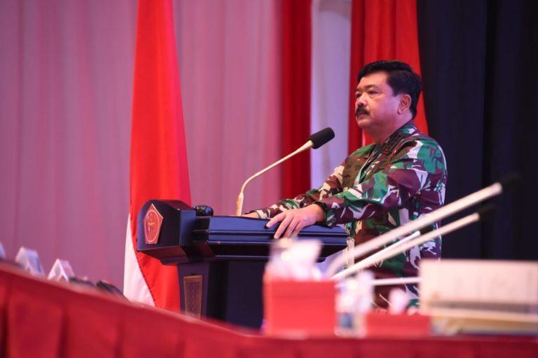Panglima TNI Sebut Ada 'Senjata' Baru yang Bisa Sebabkan Kerusuhan