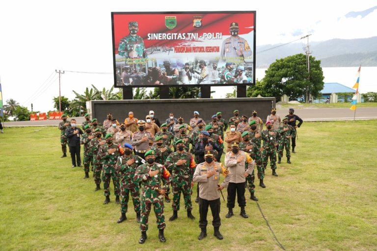 Mayjen Cantiasa: Sinergitas TNI-Polri Miliki Nilai Energi yang Luar Biasa