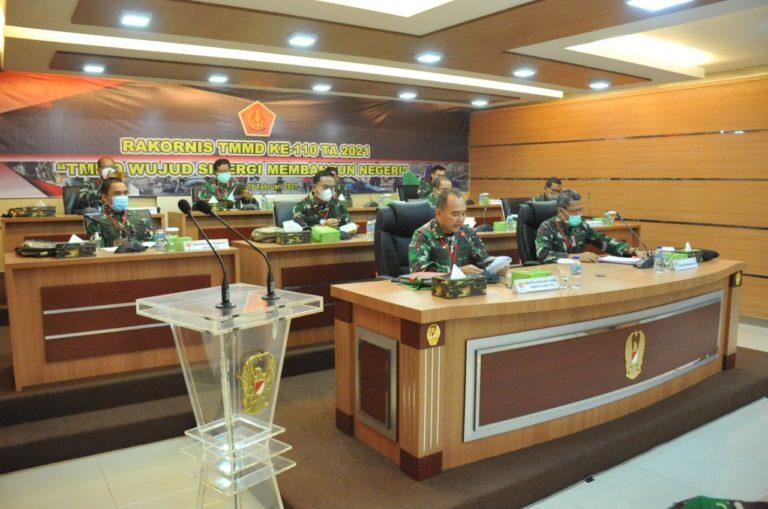 TNI AD Akan Terjunkan 7.500 Prajurit di Awal Maret 2021