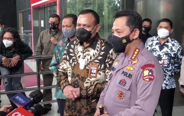 Kapolri: Presiden Setuju 56 Pegawai KPK jadi ASN Polri