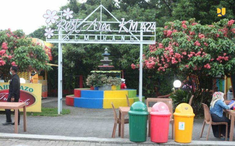 Pemenuhan Standar Pelayanan Minimal Rest Area sebagai Persyaratan Penyesuaian Tarif Tol