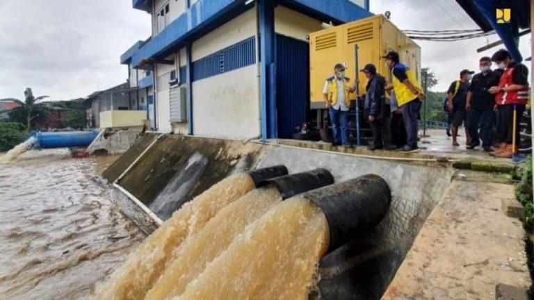 Menteri Basuki Siapkan Penanganan Darurat dan Jangka Panjang Banjir Kota Bekasi