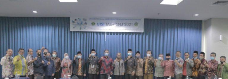 IAIN Cirebon bersiap menjadi Universitas Islam Siber Pertama di Indonesia