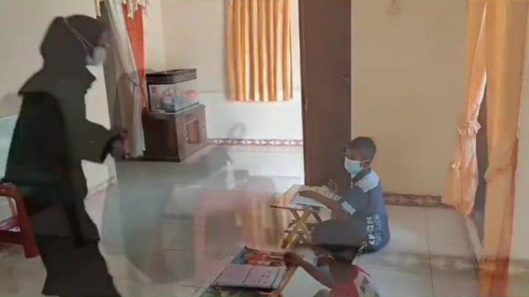Pandemi Belum Berakhir, 4000 Mahasiswa IAIN Tulungagung Mengajar di Pelosok Desa