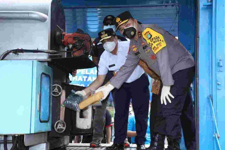Musnahkan Ratusan Kilogram Narkoba, Ini Komitmen Kapolda Metro