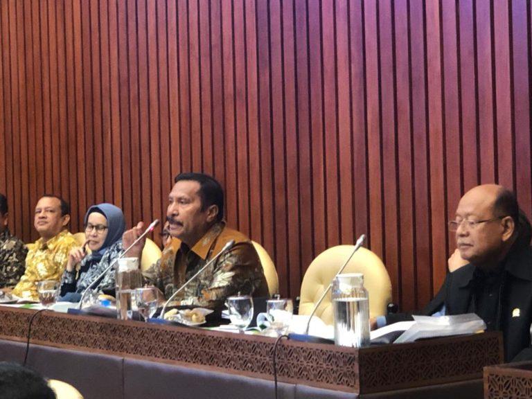 Komisi IV DPR RI Minta Anggaran Kementan Ditambah