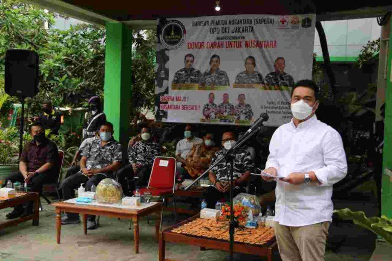 Wagub DKI Ajak Pemuda Terlibat dalam Penanganan Covid-19
