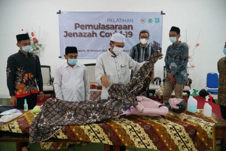 PWNU Yogyakarta siapkan Relawan untuk Pemulasaraan Jenazah Covid-19