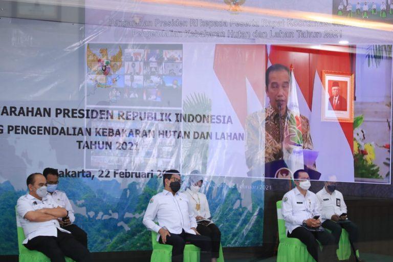Mendes PDTT Siapkan Pendamping Desa untuk Cegah Karhutla