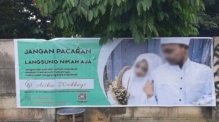 Heboh Promosi Nikah Muda Aisha Wedding, Jaringan Ulama Perempuan Angkat Bicara