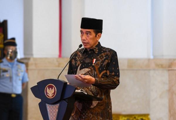 Jokowi Dorong Generasi Muda Nabung di Bank Syariah Indonesia