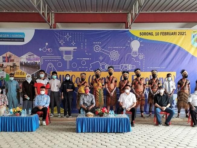 Mendikbud Dorong Sekolah di Papua Barat Gabung Jadi Sekolah Penggerak