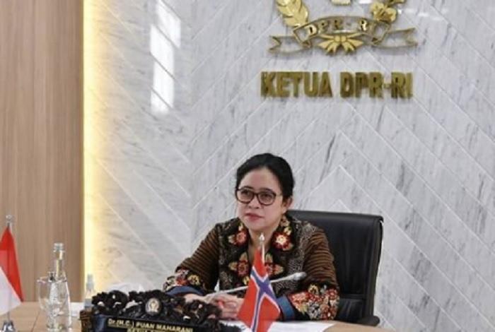 Puan Harap Indonesia Jajaki Kerjasama dengan Parlemen Norwegia