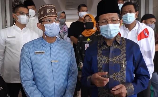 Sandiaga: Masjid Istiqlal Akan Selalu jadi Wisata Religi