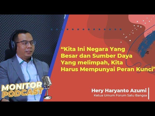 Forum Satu Bangsa: Indonesia Punya Peran Kunci di Kancah Global