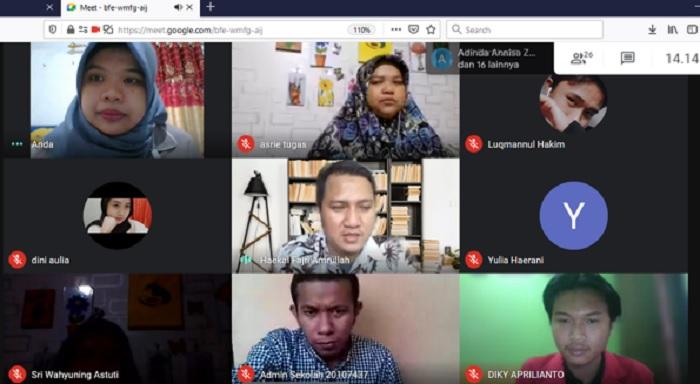 Perangi Hoax, Dosen UMB Ajak Siswa di Jakarta Melek Literasi Media