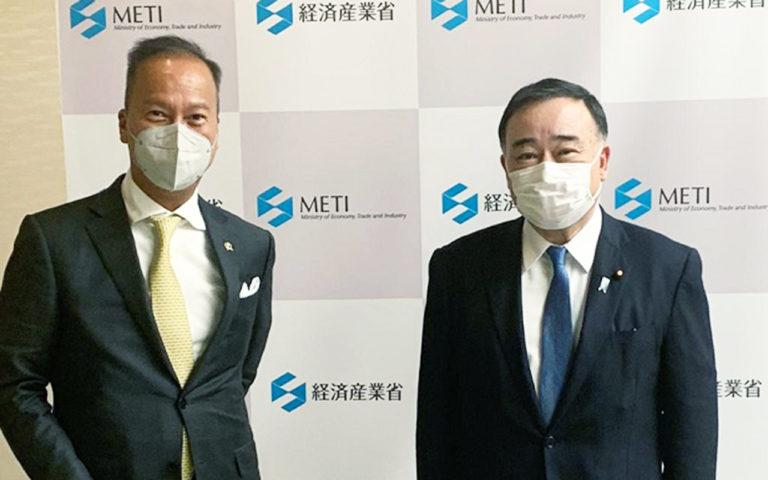 Menperin Klaim Bawa Investasi Industri Manufaktur Puluhan Triliun dari Jepang