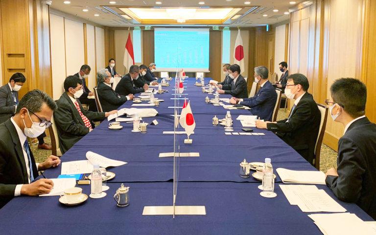 Pemerintah RI Gaet Komitmen Investasi dan Perluasan Ekspor di Jepang