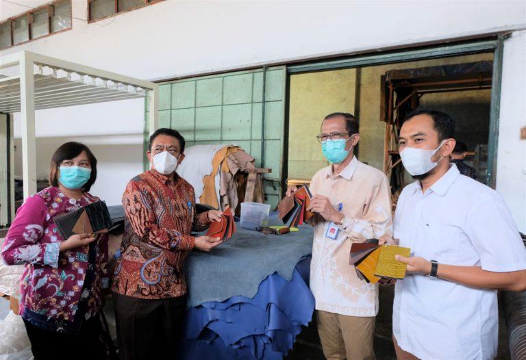 Buka Program Setara D1, Kemenperin Cetak SDM Industri Produk Kulit Kompeten