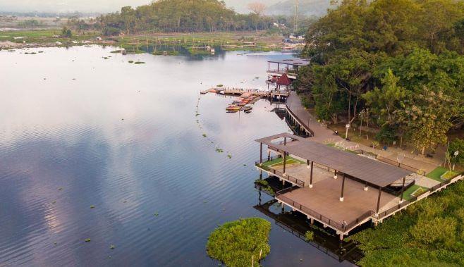 Kementerian PUPR Lanjutkan Penanganan 8 Danau Kritis di Indonesia