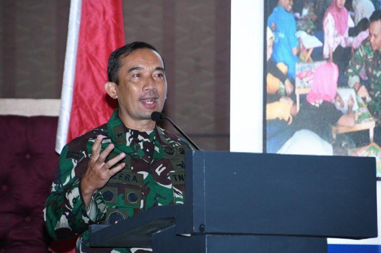Kadispenad Harap Kinerja Penerangan TNI AD Semakin Baik dan Profesional