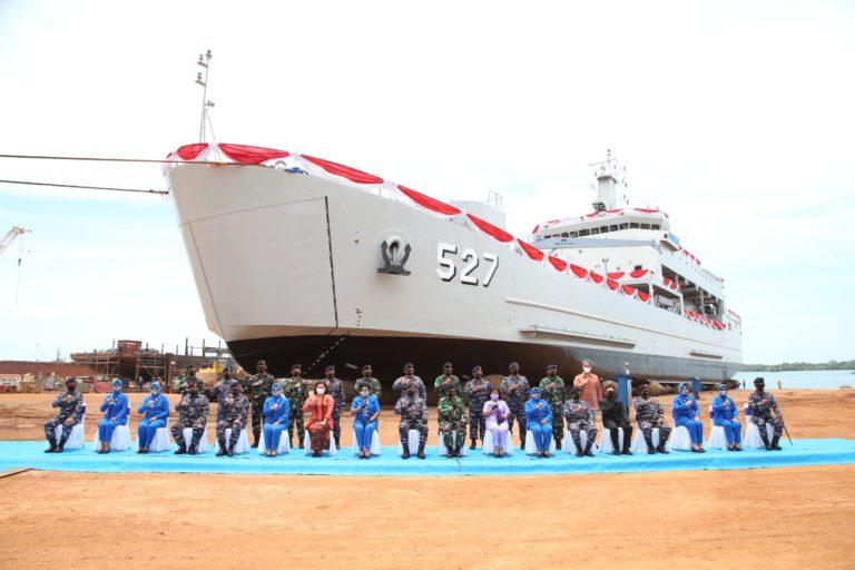 Dapat Kapal Baru, Kemhan Harap Performa TNI AL Semakin Meningkat