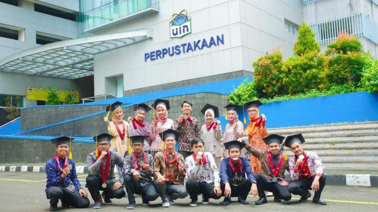 SPS UIN Jakarta Sukses Luluskan Mahasiswa Program Beasiswa PMLD Kemenag