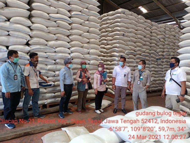 Dikawal Tim GSGP Kementan, Kabupaten Brebes dan Tegal Siap Serap Gabah Masing-masing 11 Ribu Ton