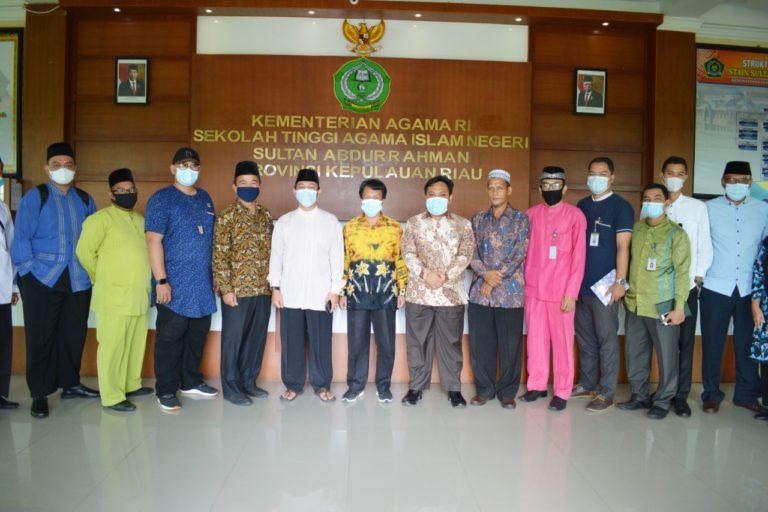 2021, STAIN Sultan Abdurrahman Kepri Bakal Miliki Gedung Baru