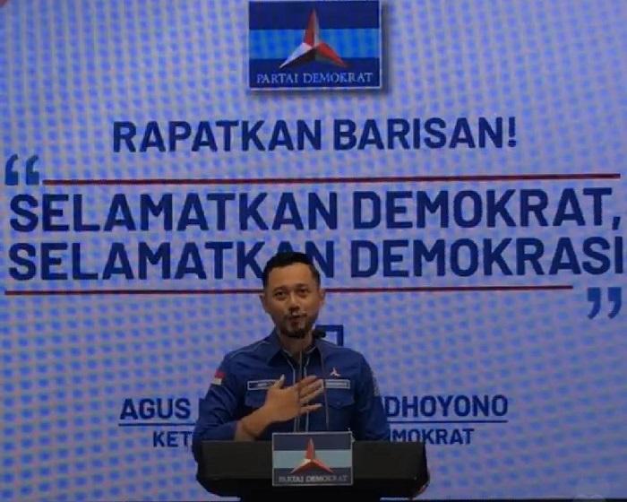 Demokrat Malut Minta AHY Pecat Kader yang Ikut KLB Ilegal di Sumut