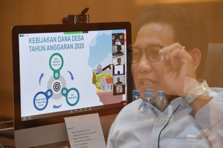 Gus Menteri: Perencanaan Pembangunan Desa Harus Berbasis Masalah