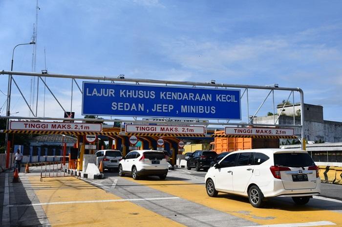 Libur Isra Mi'raj, 9.047 Kendaran Tinggalkan Kota Medan