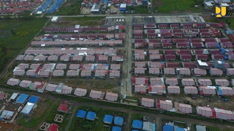 Kementerian PUPR Salurkan 395 Unit Bantuan PSU di Provinsi Papua