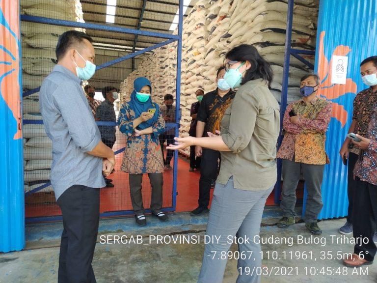 Tim GSGP Kementan Turun ke Yogyakarta, Hasilnya Siap Serap 73.775 Ton GKG