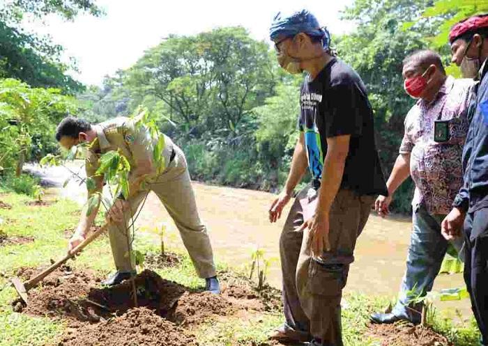 Hari Air Sedunia, Anies Bicara Pentingnya Naturalisasi Sungai