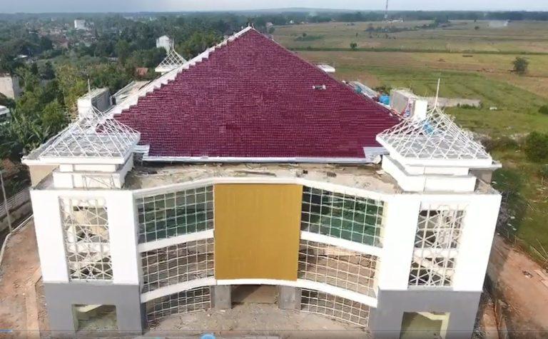 Kementerian PUPR Rekomendasi Lanjutan Pembangunan Gedung Academic Center IAIN Metro