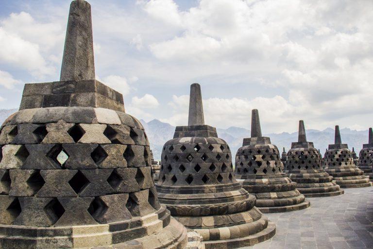 Kunjungi Borobudur, Mendikbud Berkomitmen Benahi Tata Kelola