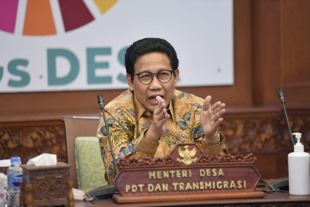Gus Menteri Rencanakan Pilot Project SDGs Desa Tanpa Kemiskinan di Kabupaten Meranti