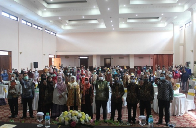 Gelar Workshop, UIN Bandung Deklarasi Stop Kekerasan Seksual