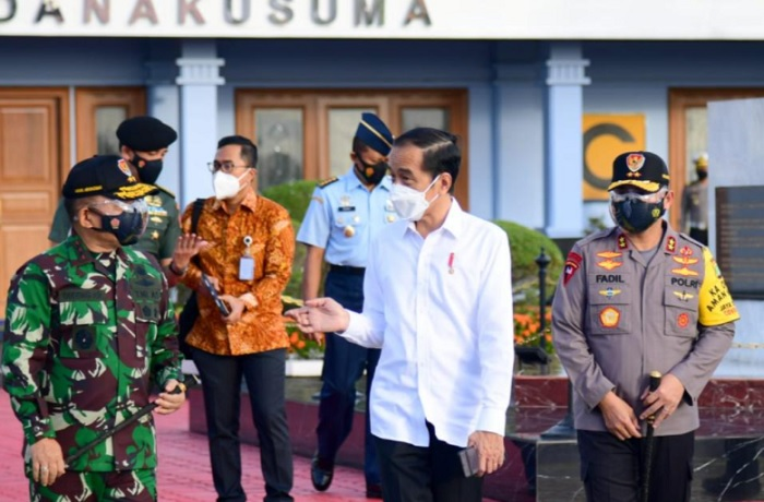 Bertolak ke Maluku Utara, Ini Dua Agenda Penting Jokowi