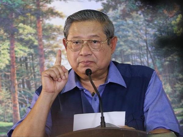 SBY Menyesal Pernah Beri Jabatan ke Moeldoko
