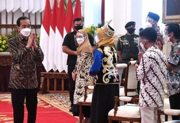 Ini Arahan Jokowi bagi Penerima Program Kartu Prakerja