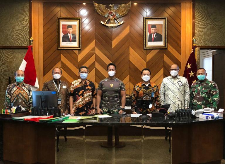 Telkom Perkenalkan Satelit On The Move sebagai Solusi Mobilitas TNI