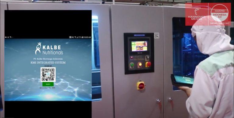 Bidik Efisiensi dan Optimalisasi, Produsen Susu Terapkan Smart Factory 4.0